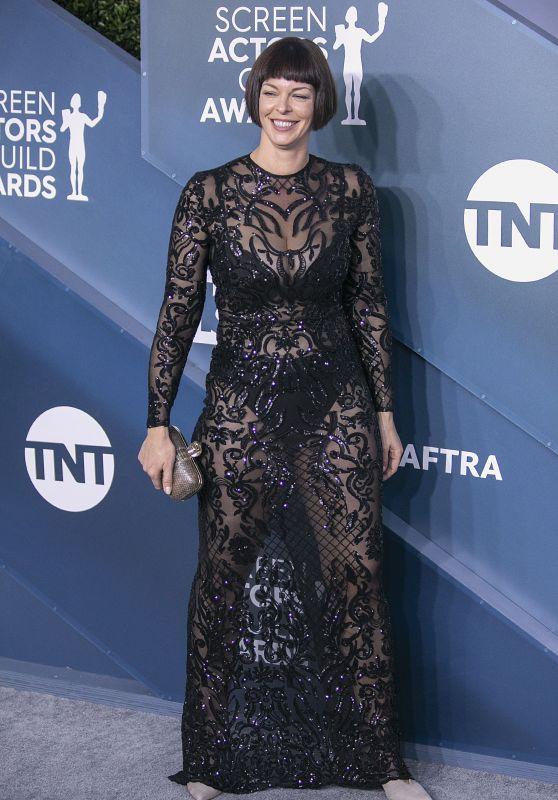 Pollyanna McIntosh – Screen Actors Guild Awards 2020