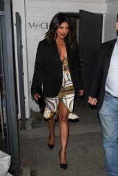 Priyanka Chopra - Leaving Meche Salon in Beverly Hills 01/07/2020