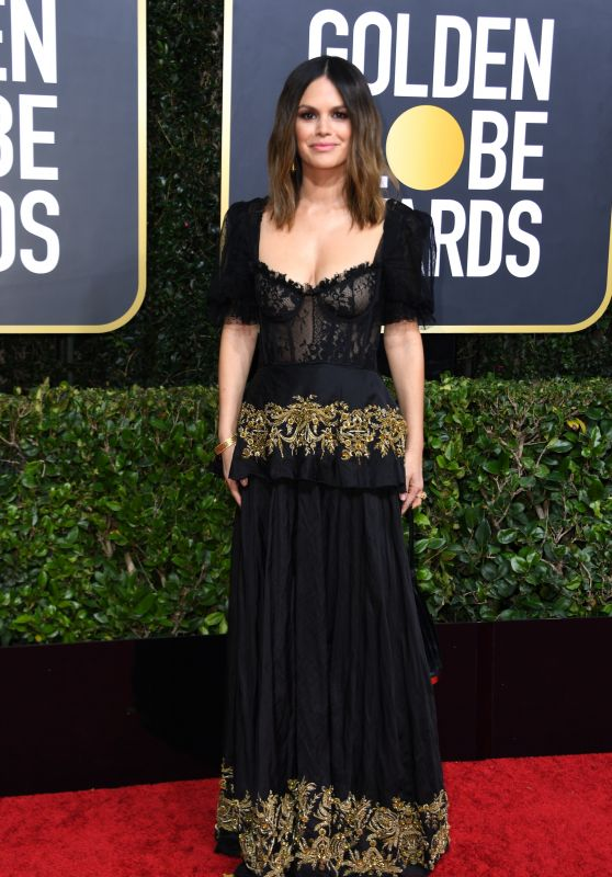 Rachel Bilson – 2020 Golden Globe Awards