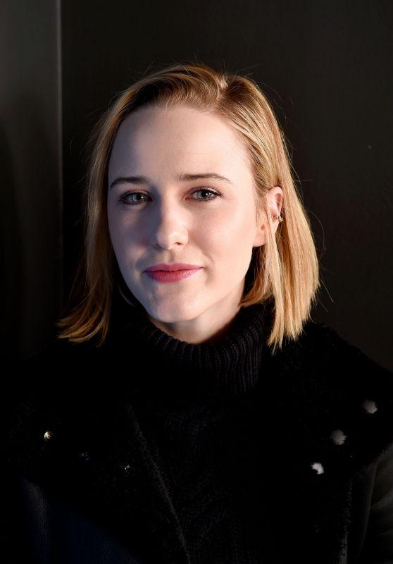 Rachel Brosnahan - SAGindie Actors Only Brunch Portraits 2020