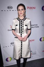 Rachel Brosnahan – The Creative Coalition's Spotlight Initiative Gala Awards in Park City 01/25/2020