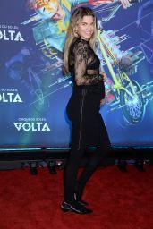 Rachel McCord – Cirque du Soleil VOLTA Premiere in LA