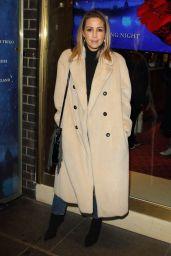 "Rachel Stevens - ""Les Misérables"" Gala Night in London 01/16/2020"