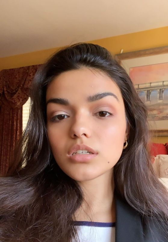 Rachel Zegler – Social Media 01/14/2020