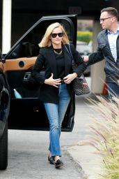 Reese Witherspoon - Heads to a Business Meeting in LA 01/16/2020