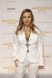 """Regina Halmich – """"Magic Mike"""" Show Premiere in Berlin"""