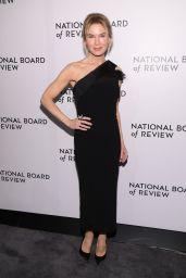 Renee Zellweger – 2020 National Board Of Review Gala in NYC