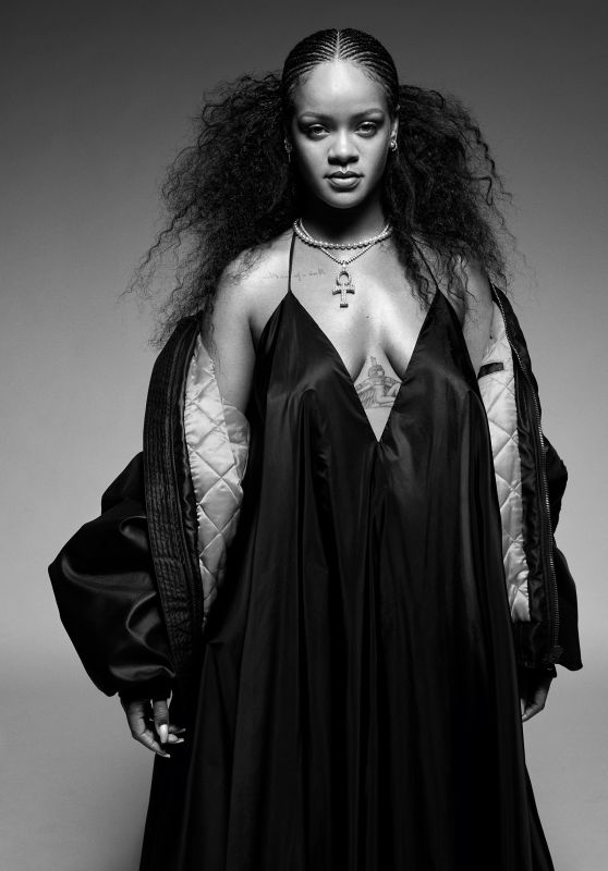 Rihanna - iD Magazine January 2020 Photos