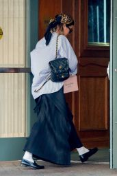 Rita Ora - Jewelry Shopping in Beverly Hills 01/23/2020