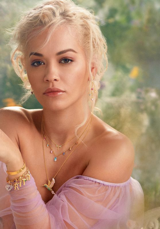Rita Ora - Thomas Sabo Spring Summer Collection 2020