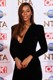 Rochelle Humes – National Television Awards 2020 in London
