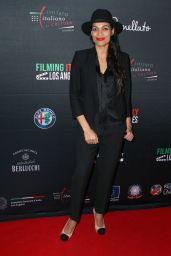 Rosario Dawson – 2020 Filming Italy Los Angeles Red Carpet