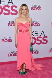 "Rose Byrne – ""Like A Boss"" Premiere in NYC"