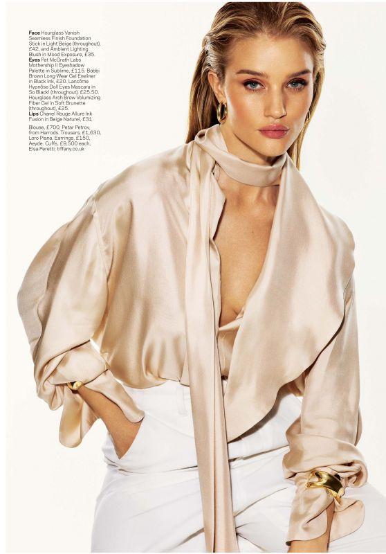 Rosie Huntington-Whiteley Outfit – STYLE Magazine 01/19/2020 (Part I)