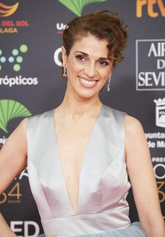 Ruth Gabriel – Goya Cinema Awards 2020 in Madrid