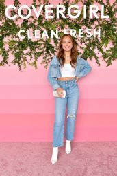 Sadie Stanley – Covergirl Clean Fresh Launch Party in LA 01/16/2020