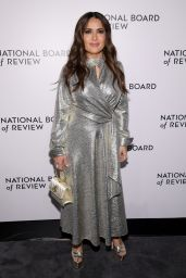 Salma Hayek – 2020 National Board Of Review Gala in NYC