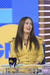 Salma Hayek - GMA in NYC 01/07/2020
