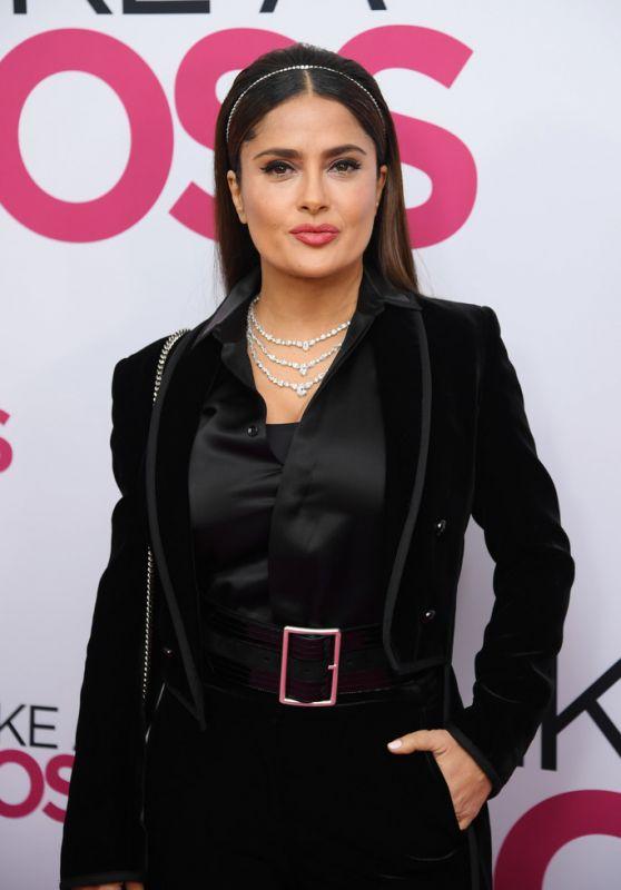 """Salma Hayek - """"Like A Boss"""" Premiere in NYC"""