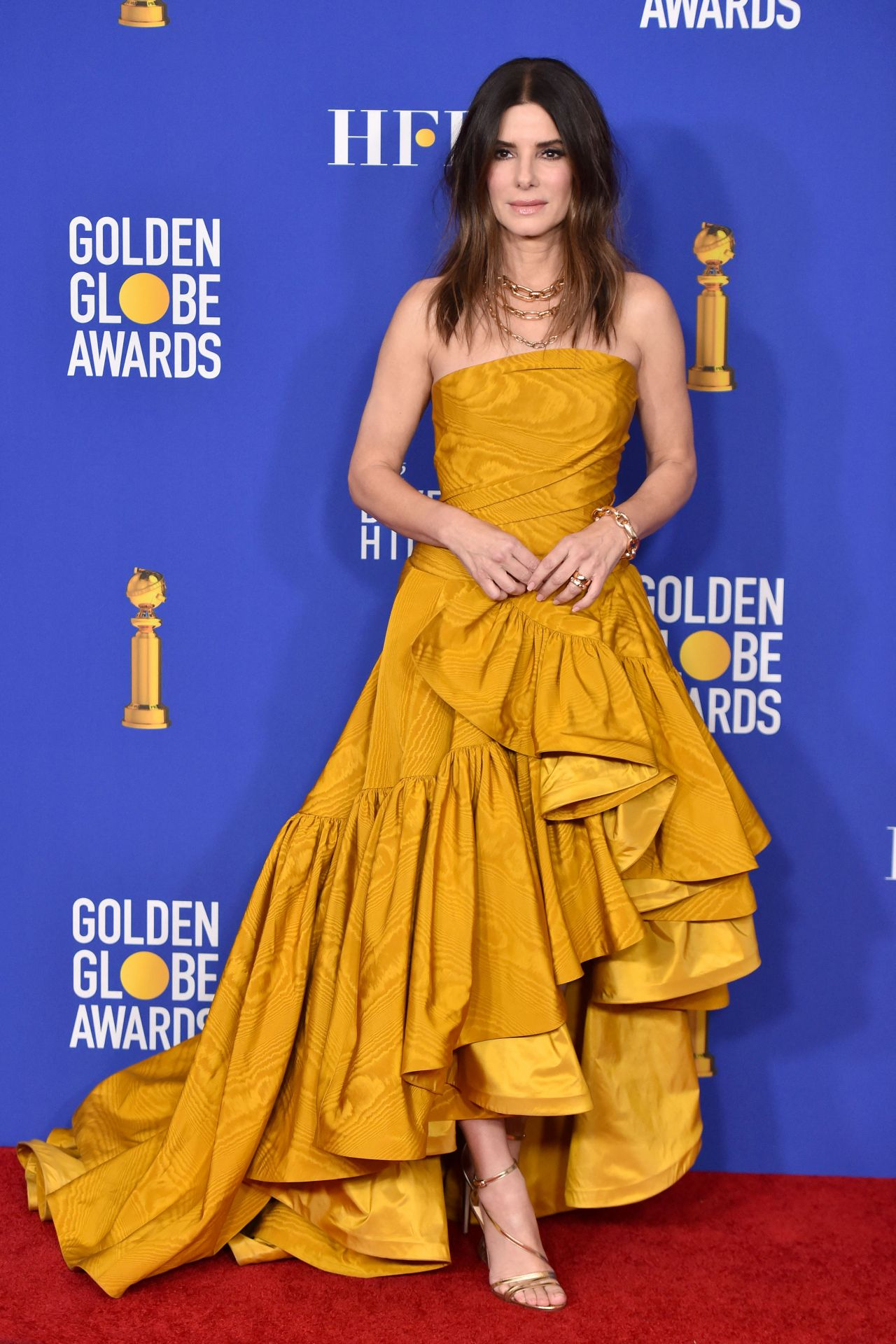 Sandra Bullock – 2020 Golden Globe Awards