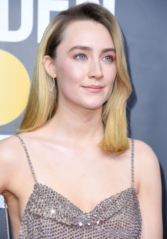 Saoirse Ronan – 2020 Golden Globe Awards