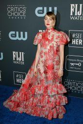 Saoirse Ronan – Critics' Choice Awards 2020