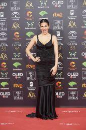 Sara Salamo – Goya Cinema Awards 2020 in Madrid