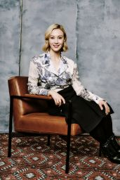 Sarah Gadon - Sundance 2020 Portraits