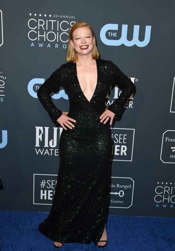 Sarah Snook – Critics' Choice Awards 2020