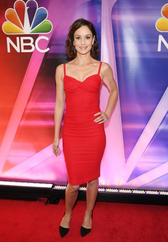 Sarah Wayne Callies - NBC Midseason Press Junket in NY 1/23/2020