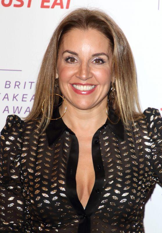 Sarah Willingham - British Takeaway Awards 2020