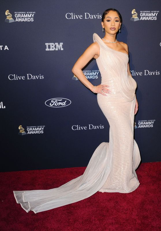 Saweetie – Clive Davis' 2020 Pre-Grammy Gala