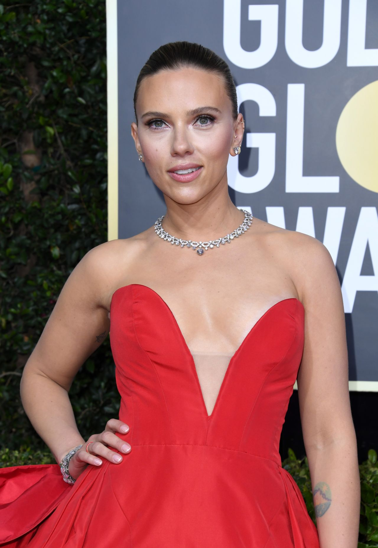 Scarlett Johansson – 2020 Golden Globe Awards
