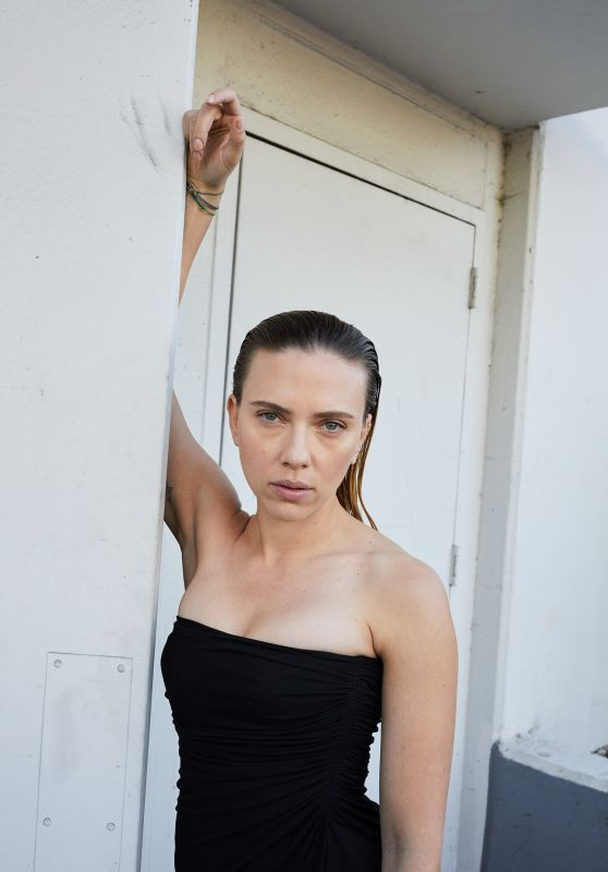 Scarlett Johansson - W Magazine Best Performance Issue January 2020