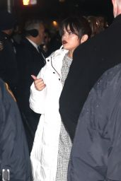 "Selena Gomez - Arrives at Her ""Rare"" Album Release Party in NYC"