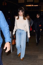 Selena Gomez Casual Style - Nobu in New York 01/13/2020