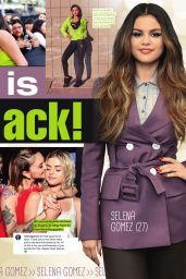 Selena Gomez - Hey! Magazine February 2020