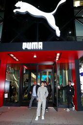 Selena Gomez - Meet & Greet with Selena Gomez at PUMA Flagship in NYC 01/14/2020