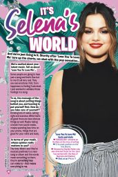 Selena Gomez - Total Girl Magazine January 2020 Issue
