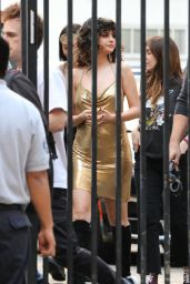 Selena Gomez - Video Set of Rare in Los Angeles 01/28/2020