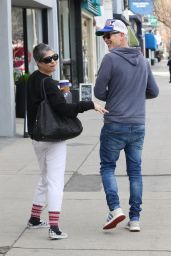 Selma Blair - Out for a Coffee in LA 01/30/2020