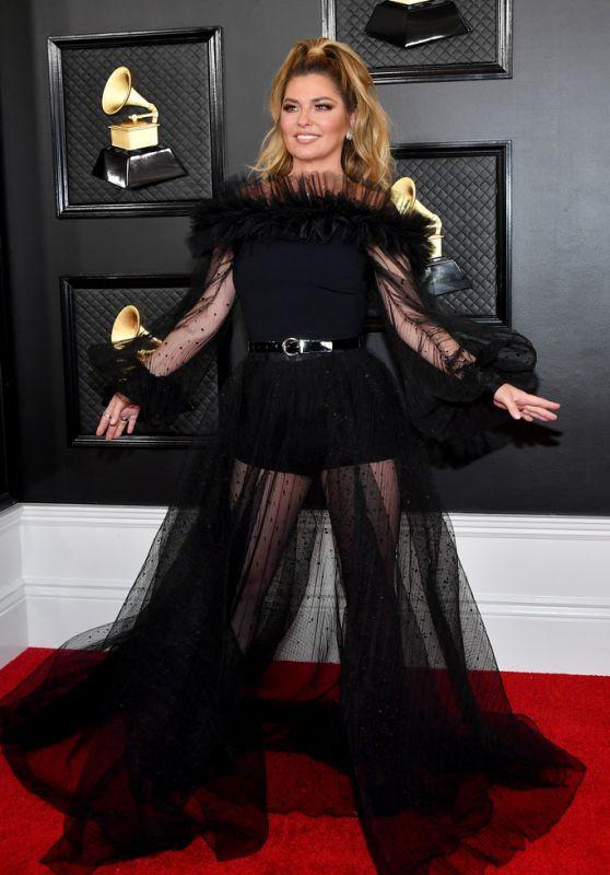 Shania Twain – GRAMMY Awards 2020