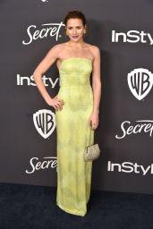 Shantel VanSanten – Warner Bros. and InStyle 2020 Golden Globe After Party