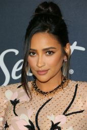 Shay Mitchell – 2020 Warner Bros. and InStyle Golden Globe After Party