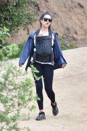 Shay Mitchell - Hiking in Los Feliz 01/21/2020