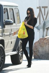 Shay Mitchell - Running Errands in Los Angeles 01/24/2020