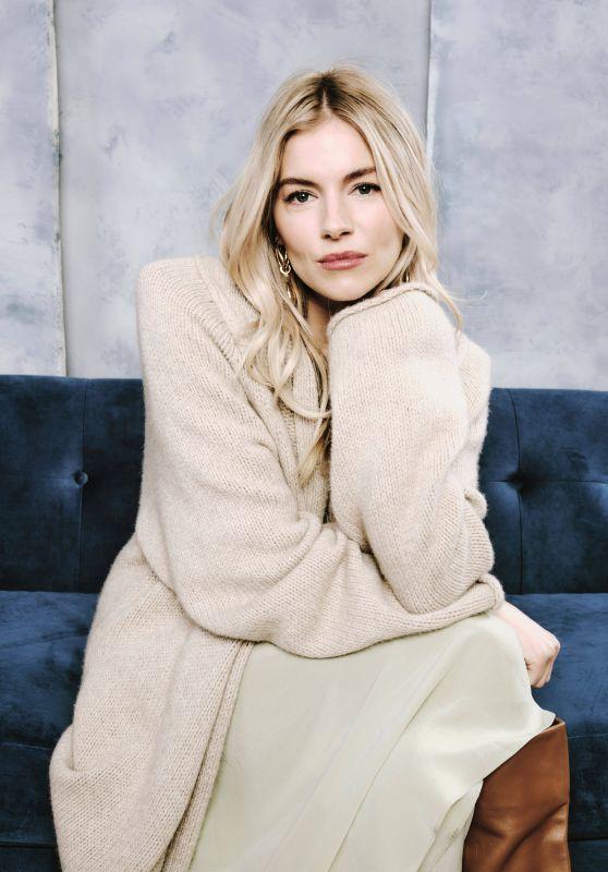 Sienna Miller - Deadline Sundance Studio in Park City 01/25/2020