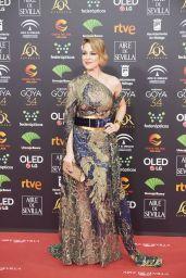Silvia Abascal – Goya Cinema Awards 2020 in Madrid