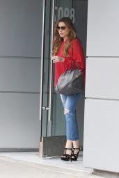 Sofia Vergara - Shopping in Los Angeles 01/27/2020