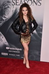"Sofie Dossi – ""Justin Bieber: Seasons"" Official Premiere in LA"